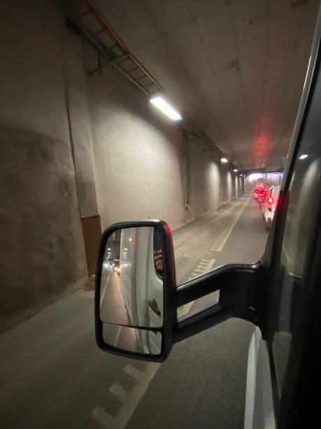 fastnat i trafiken - tunnel trafik sverige bildbanksfoton och bilder