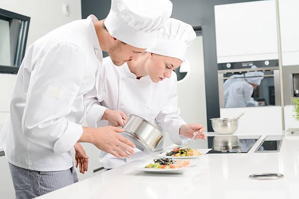 Student and teacher in professional cook school kitchen preparing picture id529059106?b=1&k=6&m=529059106&s=612x612&w=0&h=k3wxm  pmzyp tv9cio9g731mukgmjgdrqnl1e5wv48=