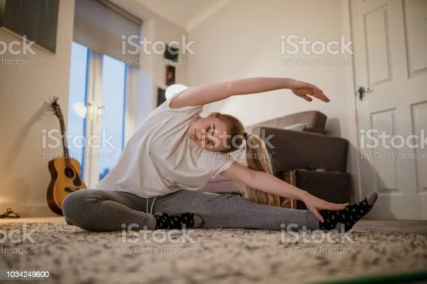 Student doing yoga at home picture id1034249600?b=1&k=6&m=1034249600&s=612x612&h=qf rldh9oulcwgzcz3tm6fv9ipnnfomwqsqrnjxn8a8=
