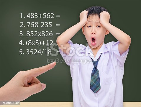 istock student getting crazy with maths calculation studying 503849242