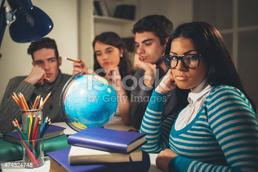 istock Student Girl Learning 474324748