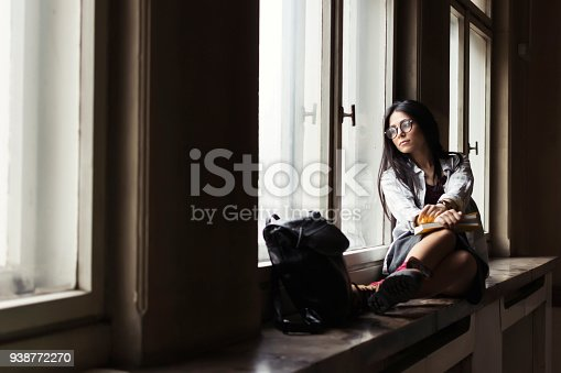 istock A student in a university 938772270
