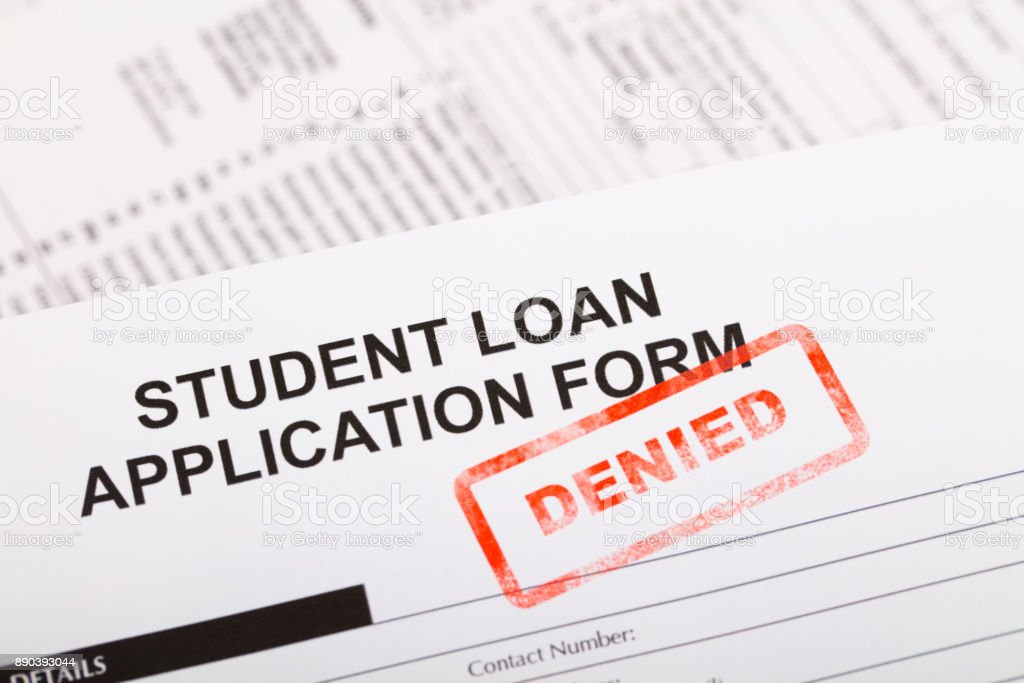 Royalty Free Student Loan Application Form Pictures Images And