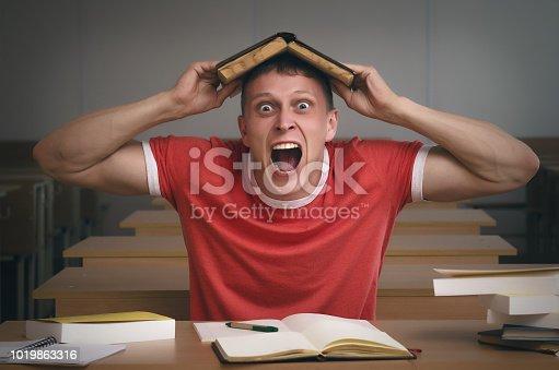 istock Student. 1019863316