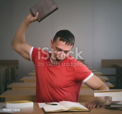 istock Student. 1026377928