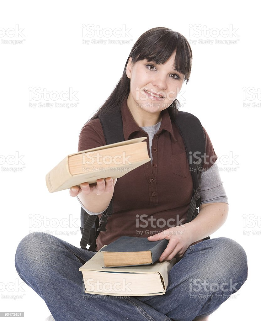 student royalty-free stock photo
