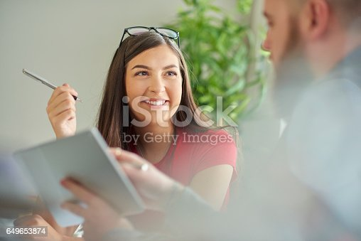 istock student placement at work 649653874