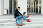 istock Student Studying on Campus 1272868446