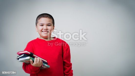 istock Student with education concept 926457284