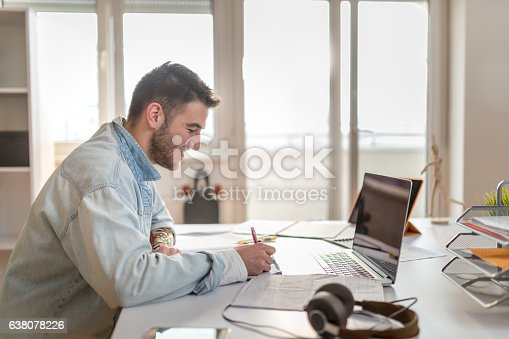 624546230istockphoto Student with tattoos 638078226