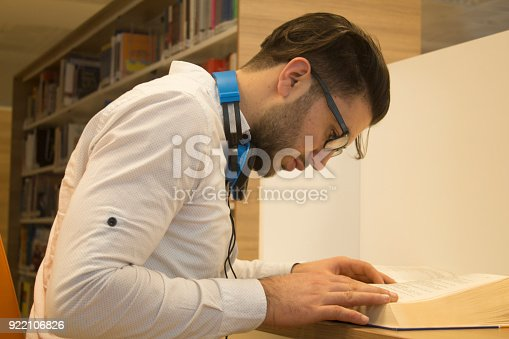 istock Student working 922106826