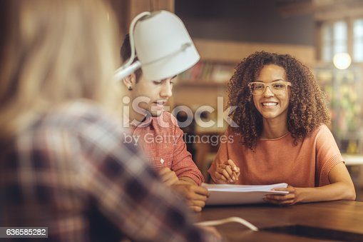 istock Students and education 636585282