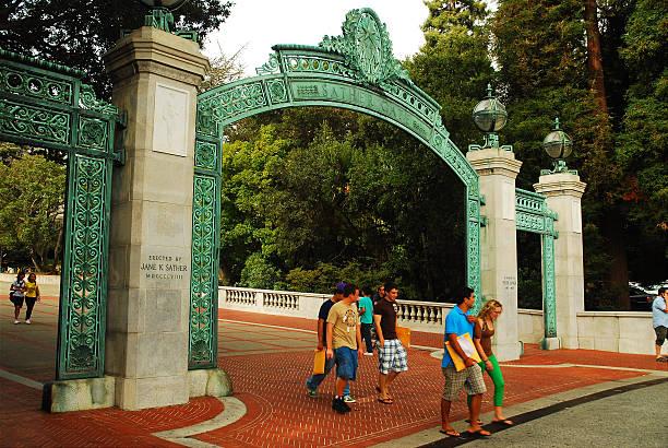 Students at Cal Berkeley – Foto