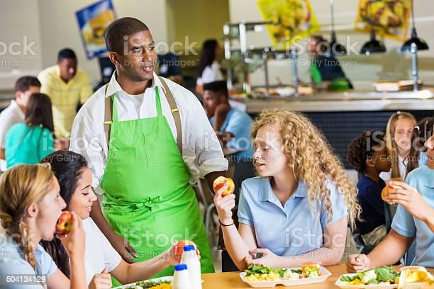 Students enjoy apples and chat during school lunch break picture id504134129?b=1&k=6&m=504134129&s=612x612&h=osxdgr4uqbxewl6mu043fieadupuccfkrjezgyg oyc=