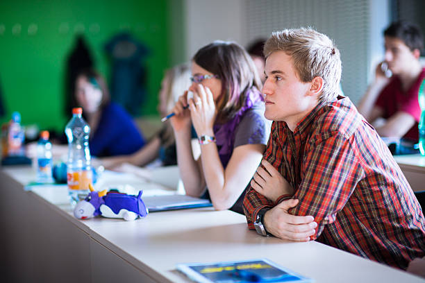 Students in a classroom during class picture id531473410?b=1&k=6&m=531473410&s=612x612&w=0&h=jsl9hoplozevzrmse5bv0xbotarkz3x1xyq3n1mm1 a=