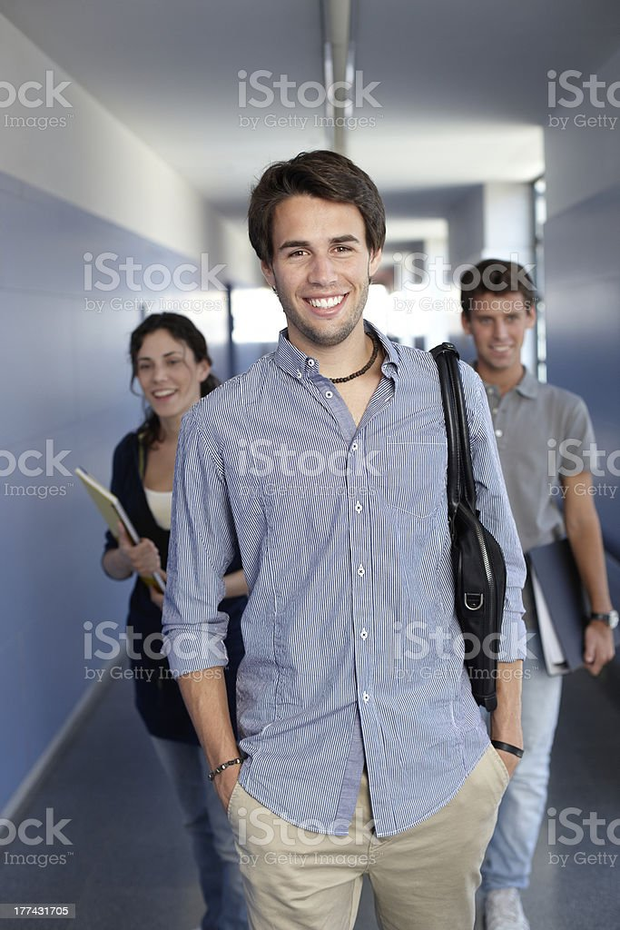Studenten der Universität – Foto