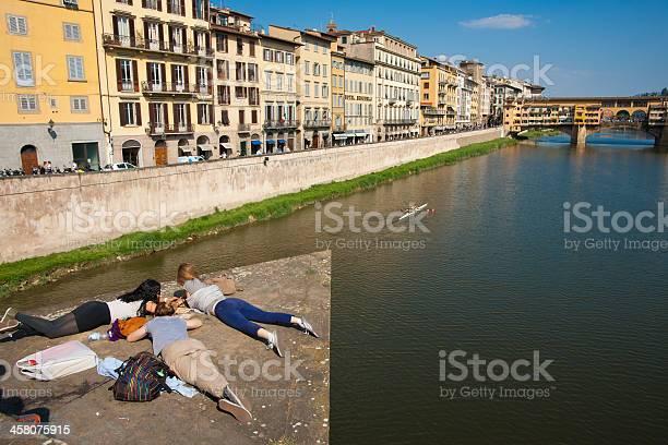 Students lie on bridge structure florence italy picture id458075915?b=1&k=6&m=458075915&s=612x612&h=7srih1wdwqe1ou57ix nmozf6jd67rcwko0v wlowdy=