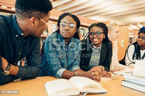 istock Student's life 511652302