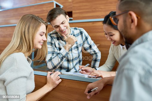 istock Students Working Together 905458084