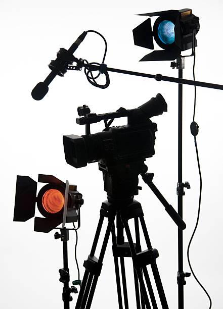 Studio camera gear 1 stock photo