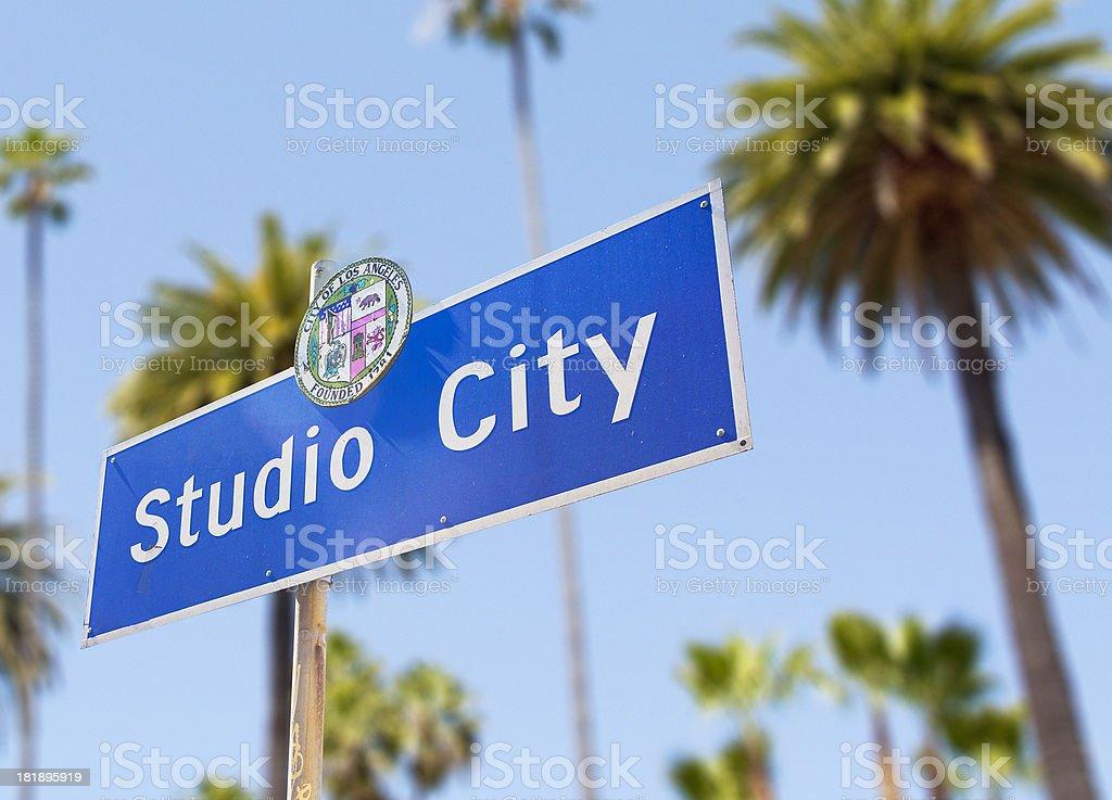 Studio City stock photo