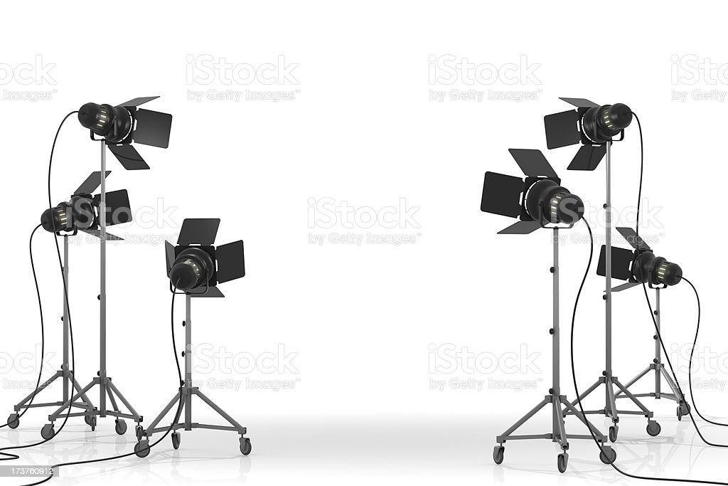 Studio Lighting Equipment II royalty-free stock photo  sc 1 st  iStock & Studio Lighting Equipment Ii Stock Photo u0026 More Pictures of Art ...