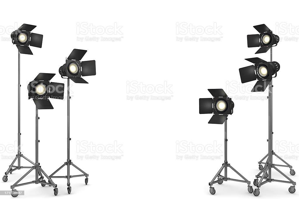 ... studio lighting stock photo ...  sc 1 st  iStock & Royalty Free Film Studio Pictures Images and Stock Photos - iStock azcodes.com