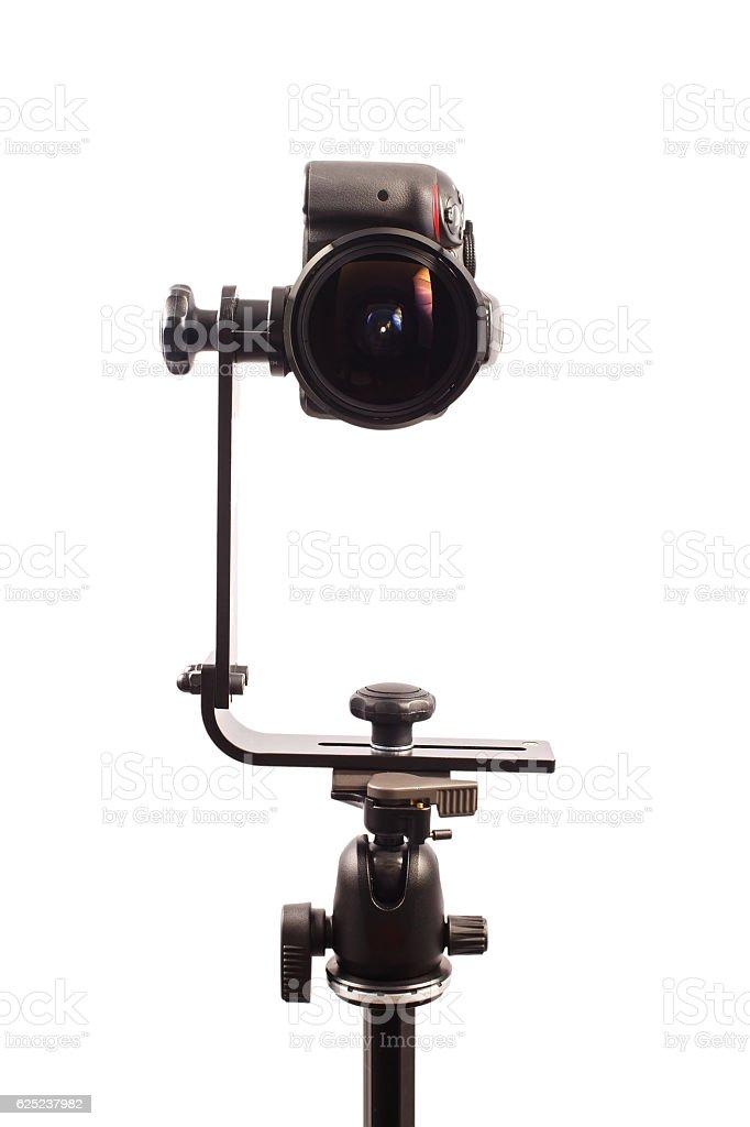 Studio shooting stock photo