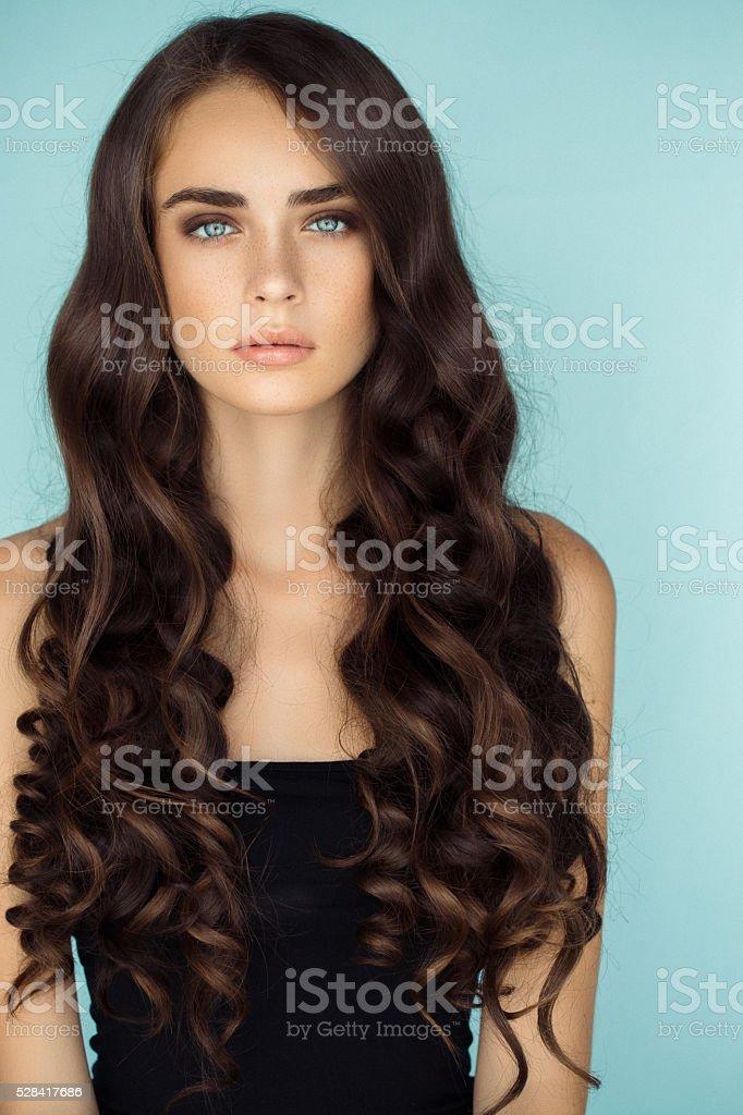 Shot Beautiful Woman 116