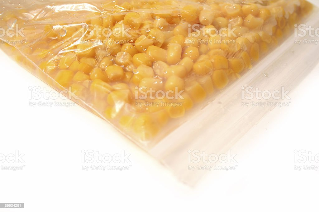 Studio shot of Corns royalty free stockfoto