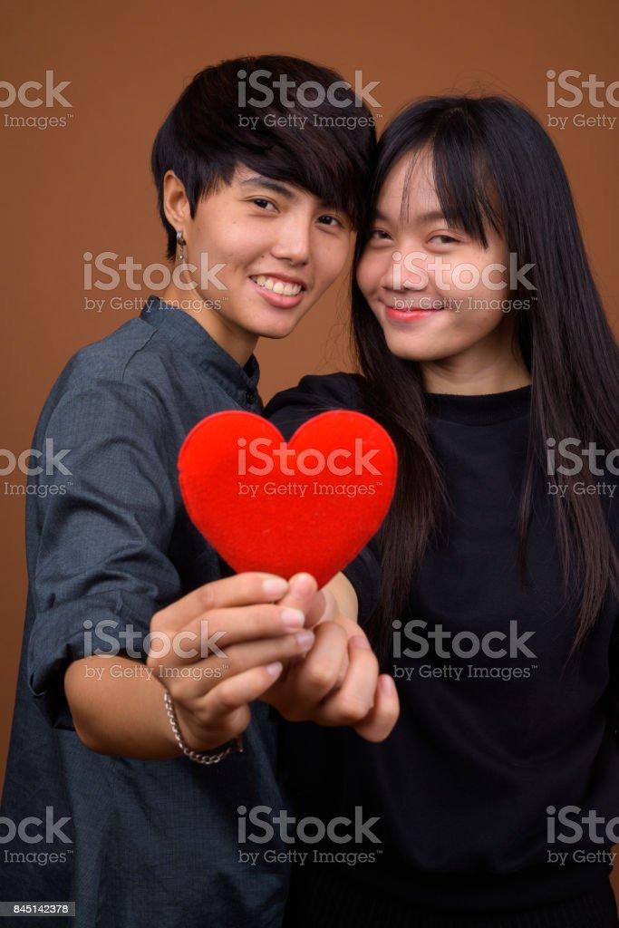 Asian lesbian photos #10