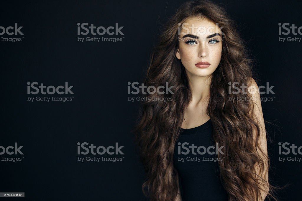 royalty free hair model pictures, images and stock photos - istock