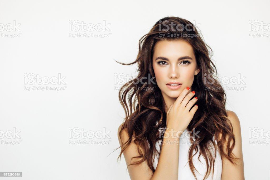 스튜디오 슛 아름다운 젊은 여자 - 로열티 프리 20-24세 스톡 사진