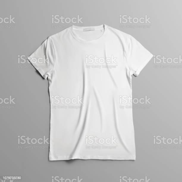 Studio template of clothes with blank tshirt lies on the on gray picture id1079733230?b=1&k=6&m=1079733230&s=612x612&h=owkjg3mjhzppu8fya28boz6va fxo8yowqesznnb9ts=