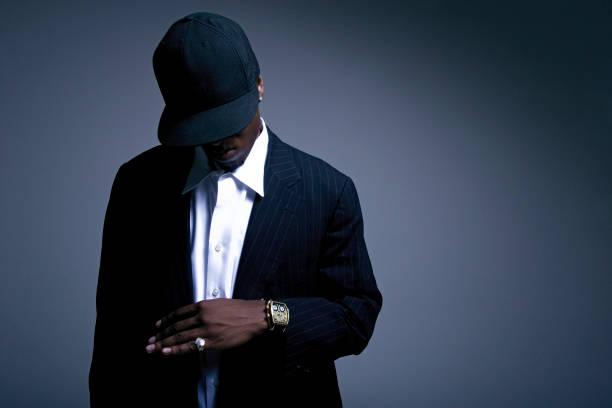 Studio Thug stock photo