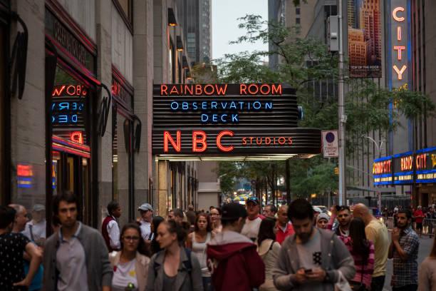 NBC Studios in New York City – Foto