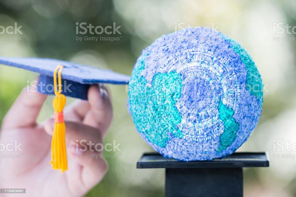 Study abroad international Graduated ideas. Education world or...