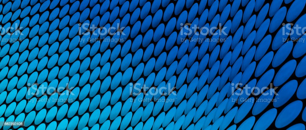 Study of Patterns and Colours foto stock royalty-free
