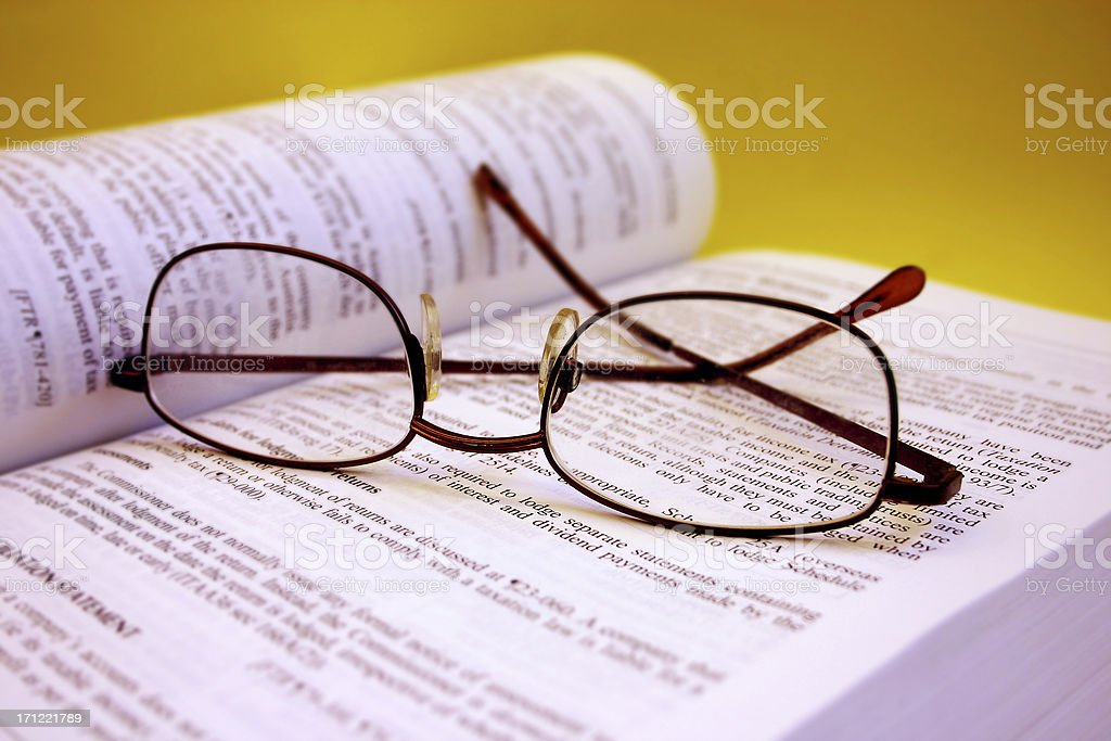 Study royalty-free stock photo