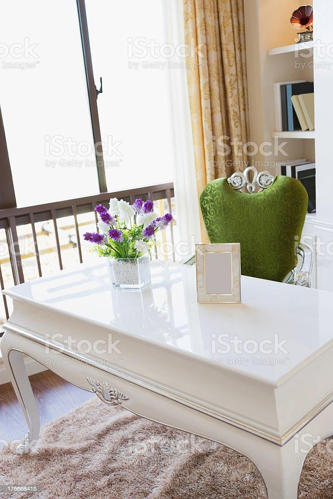 study room royalty-free stock photo