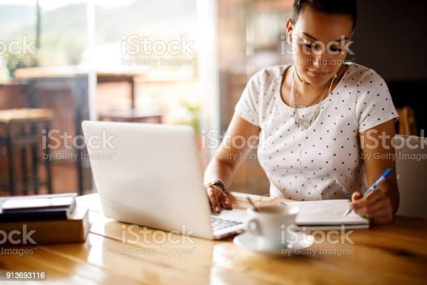 Studying at a cafe picture id913693116?b=1&k=6&m=913693116&s=612x612&h=uud685xssktd7jelvpsh9wuedjzrks zuakzt9k9c0q=