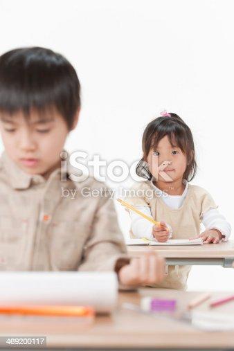 470761441 istock photo Studying children 469200117