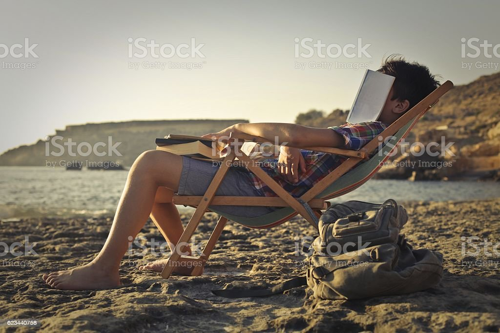 Studying in alfa-mode is more effective...they say stock photo
