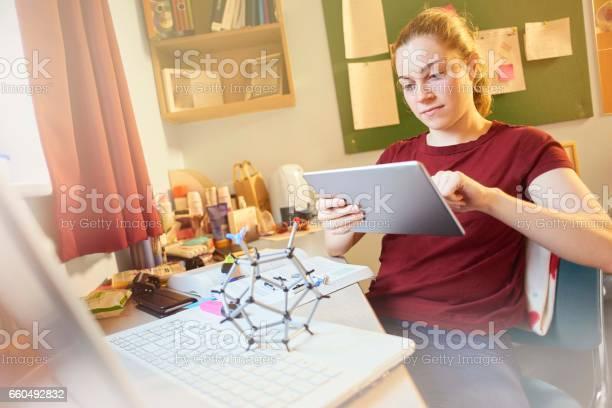 Studying in her room at uni picture id660492832?b=1&k=6&m=660492832&s=612x612&h=xfm6la6owko2xlw1ku1aichdxewyrbp ejvpwnd6rso=