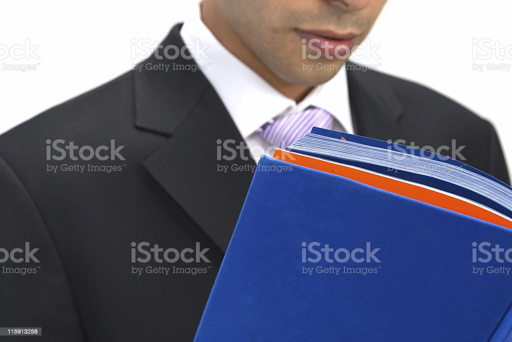 studying royalty-free stock photo