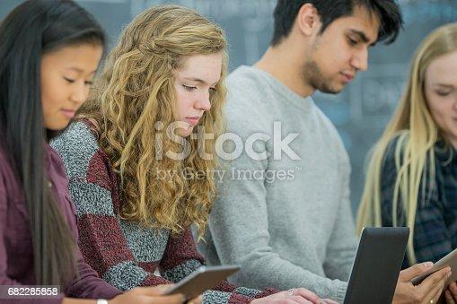 istock Studying 682285858