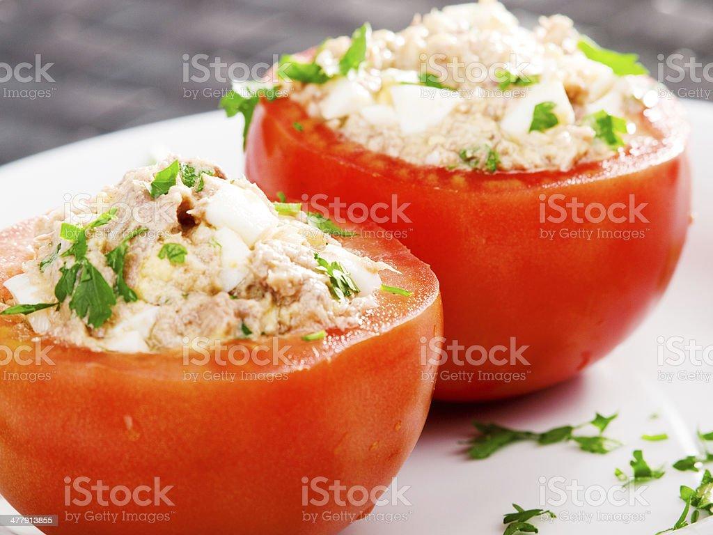 tomatos farci - Photo