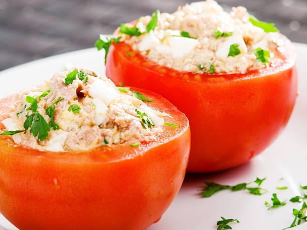 Gefüllte tomatos – Foto