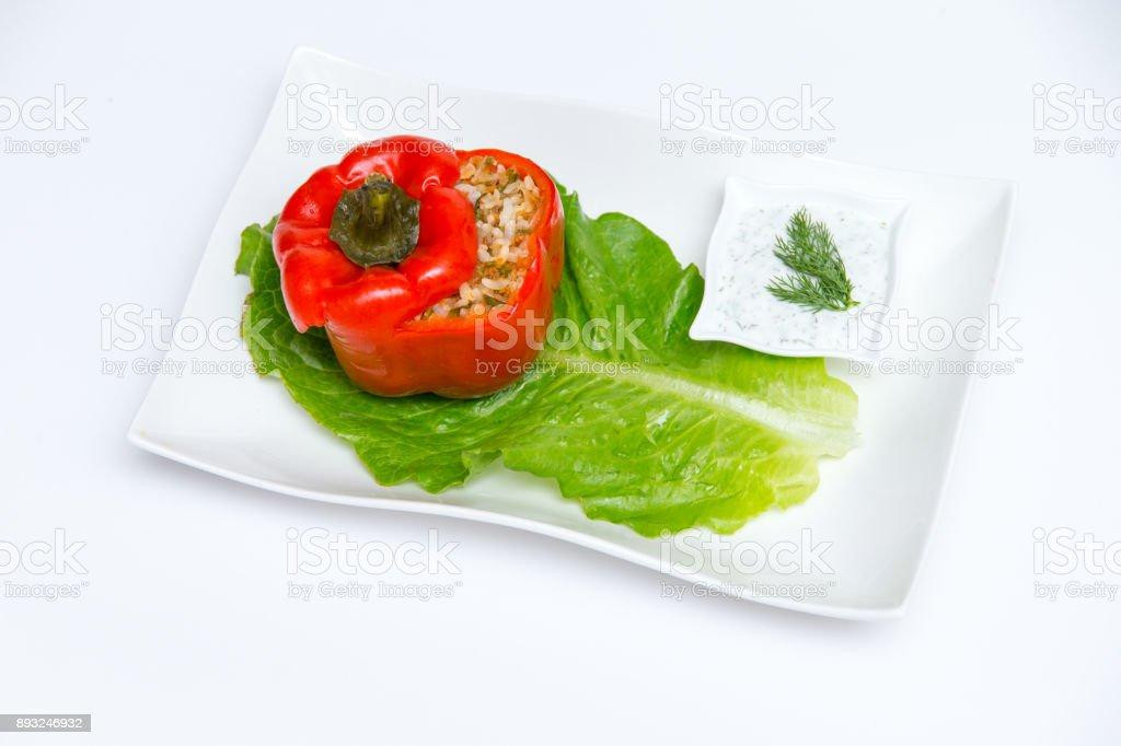 Stuffed Vegetables Mix
