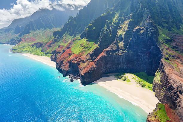 Na Pali-Küste der Insel Kauai – Foto